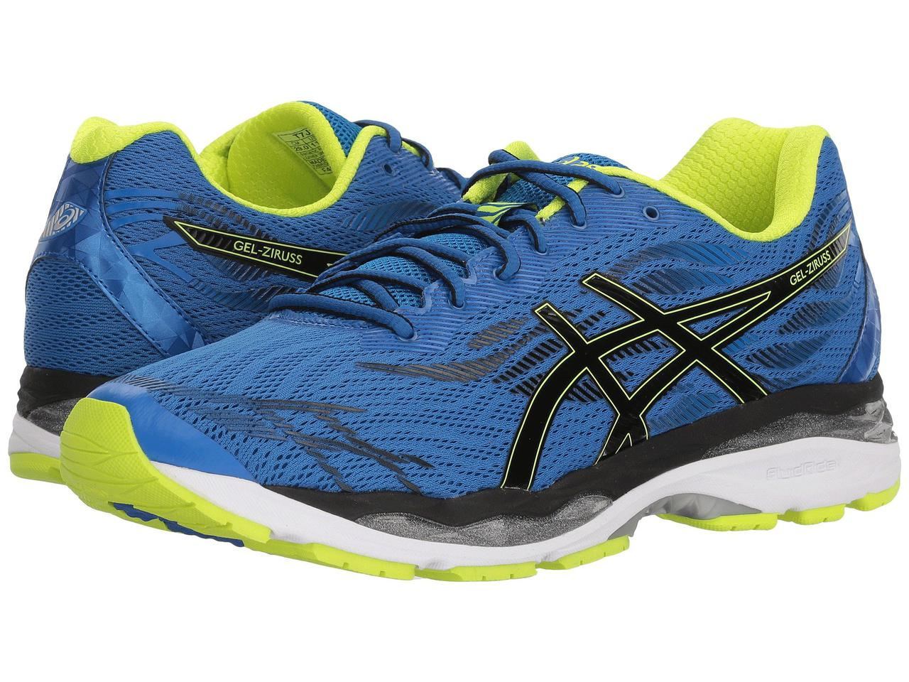 Running ASICS Gel Ziruss Hommes Running Trainers T7J1N