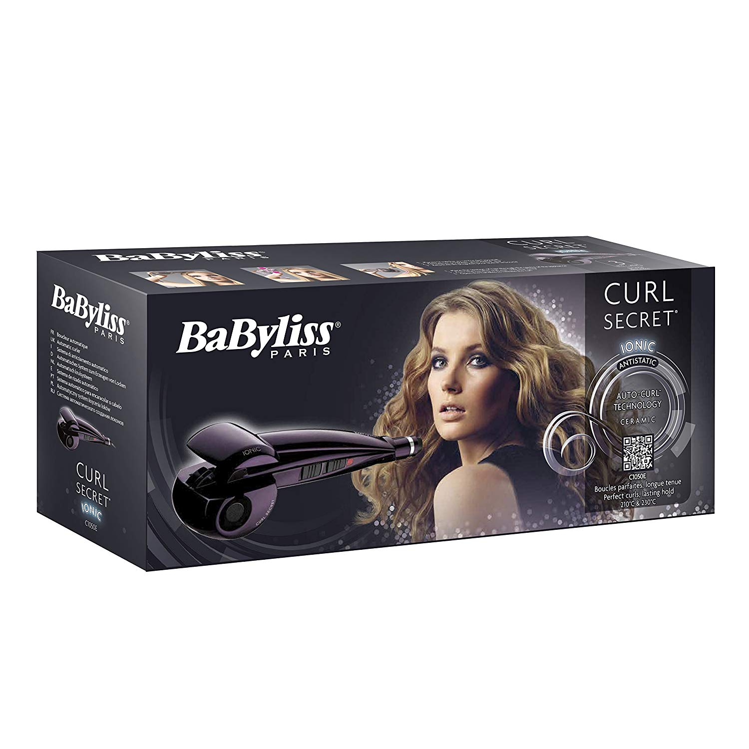 babyliss curl
