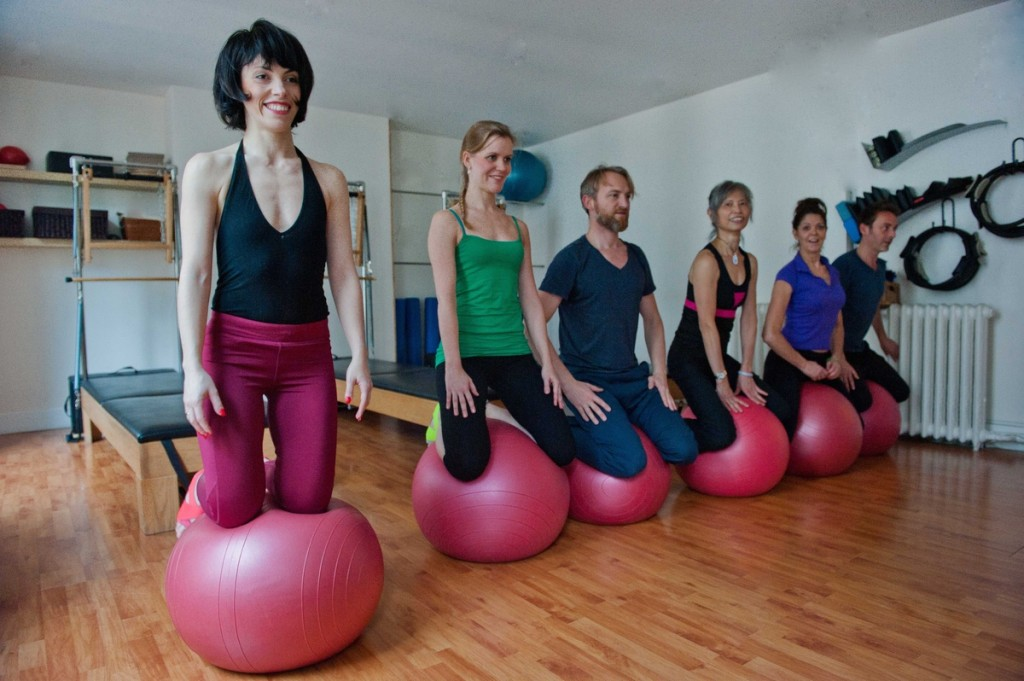 ballon pilates