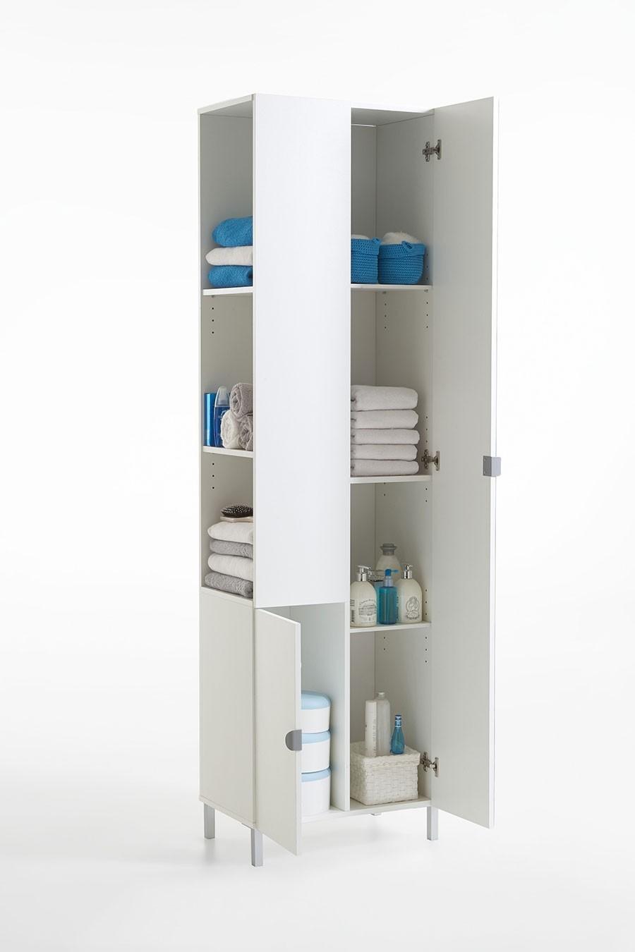 colonne angle salle de bain