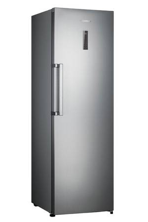 congelateur armoire gris
