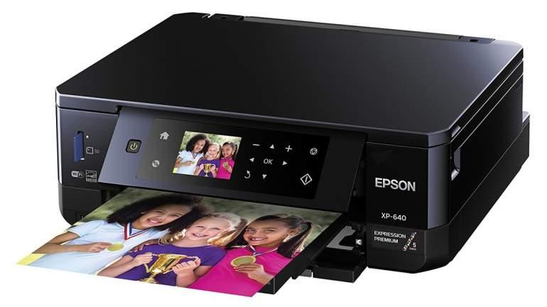 epson expression premium xp 640