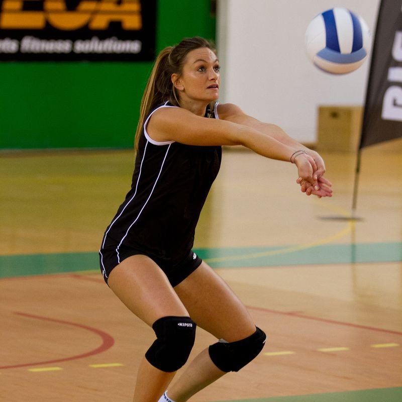 genouillère volleyball