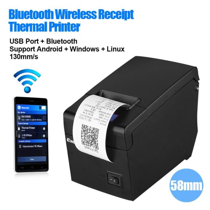 imprimante bluetooth