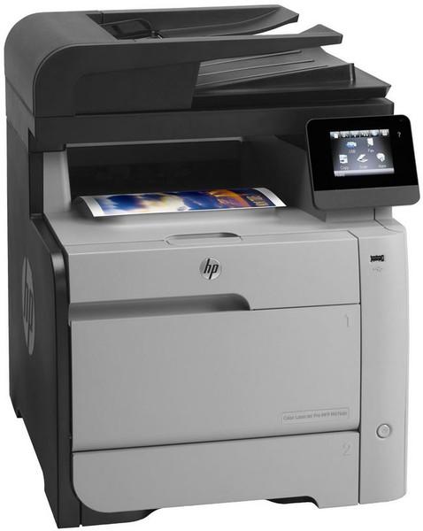 imprimante laser recto verso