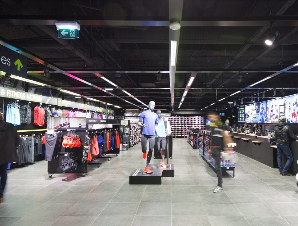 magasin sport