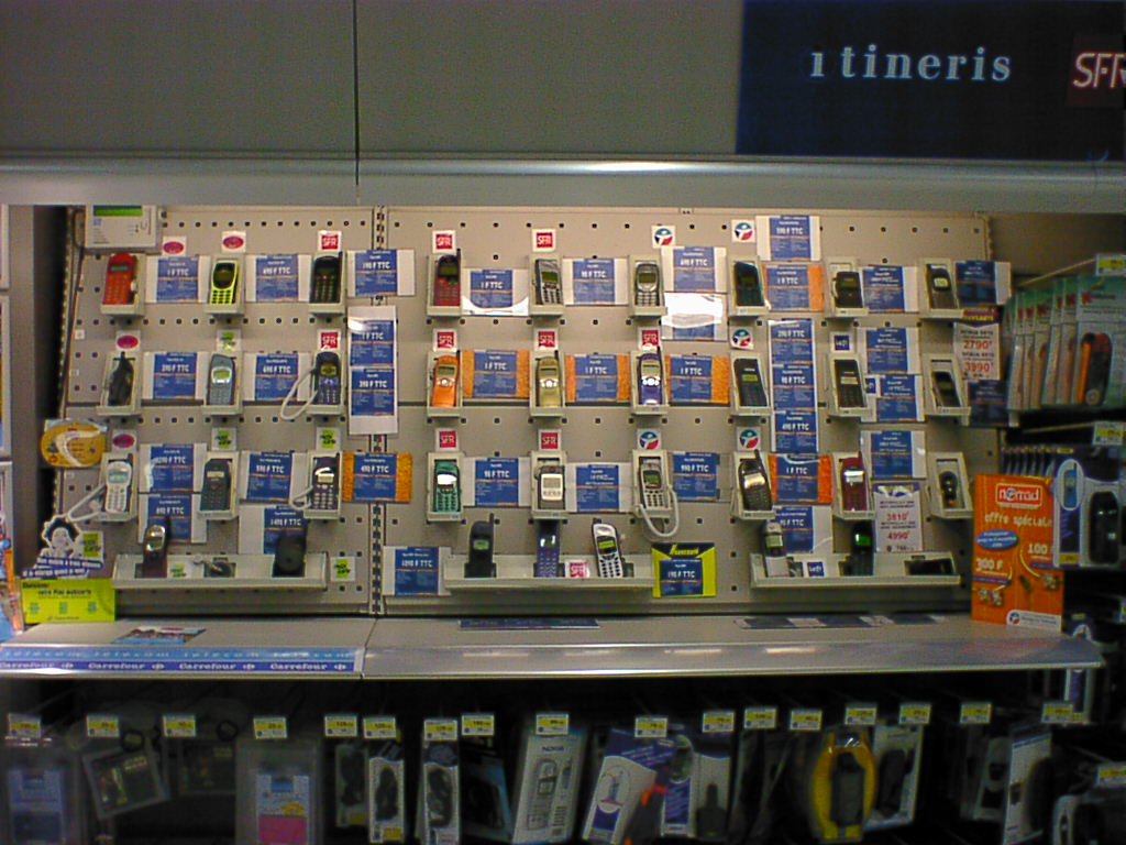 magasin telephonie mobile
