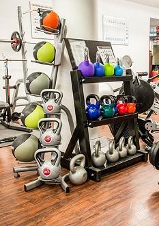 materiel fitness