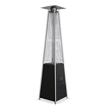 parasol chauffant
