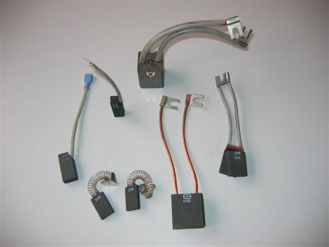 balais moteur électrique