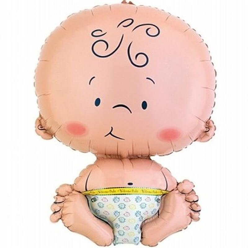 ballon bebe