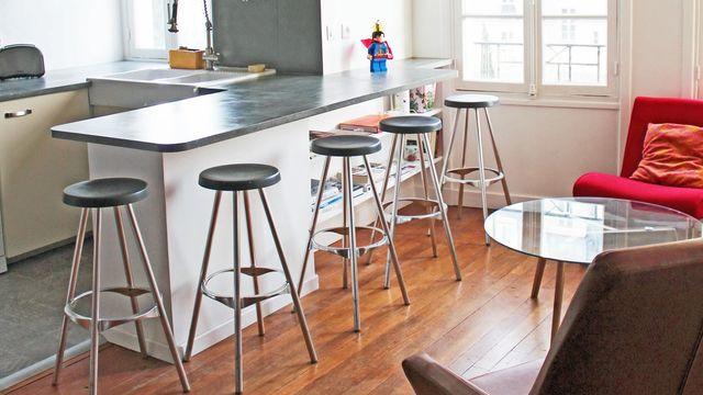 bar cuisine meuble