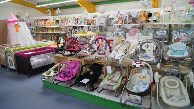 bébé magasin