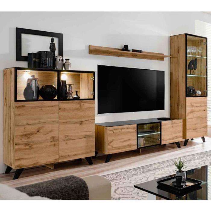 bibliothèque meuble tv