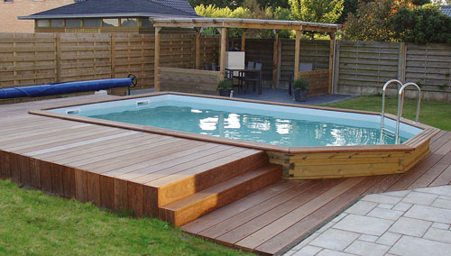 bois piscine hors sol