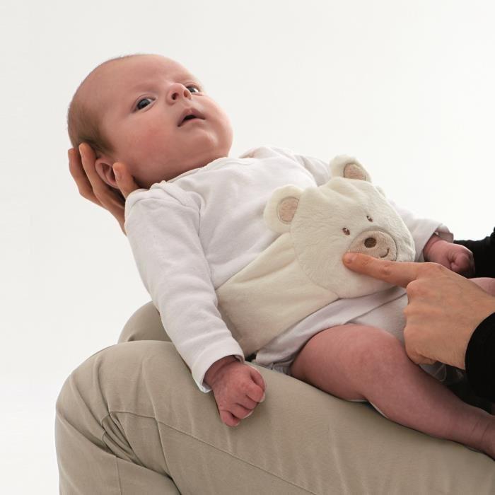 bouillotte bébé colique