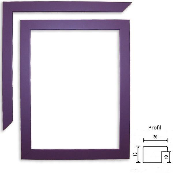 cadre photo couleur