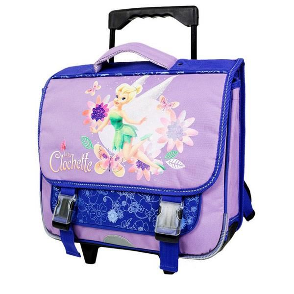 cartable clochette