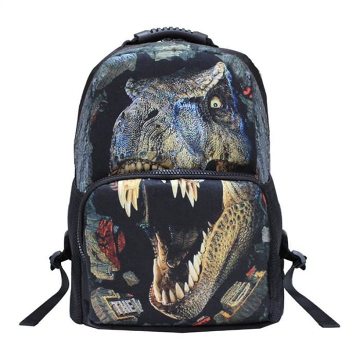 cartable dinosaure