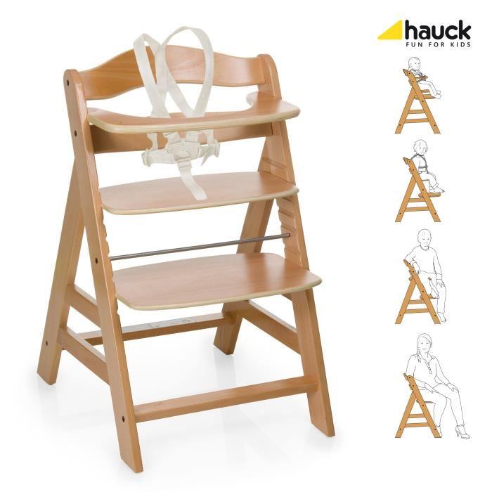 chaise bébé évolutive