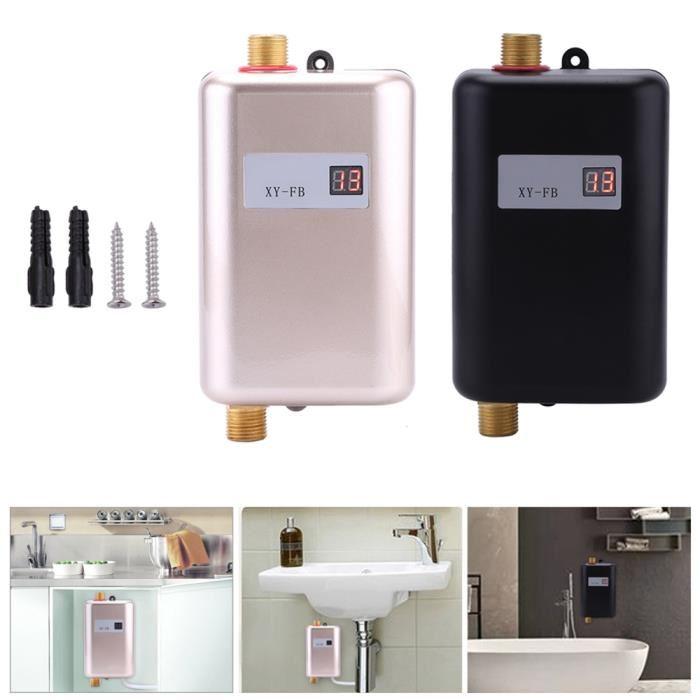chauffe eau instantané electrique