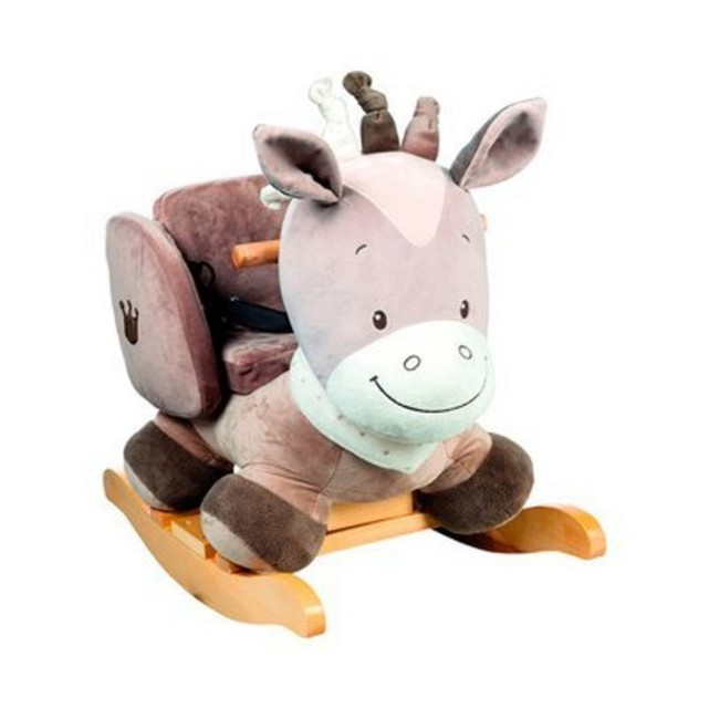 cheval a bascule nattou