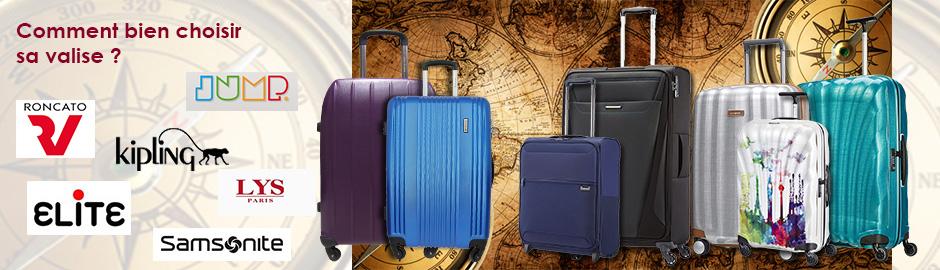 comment choisir sa valise