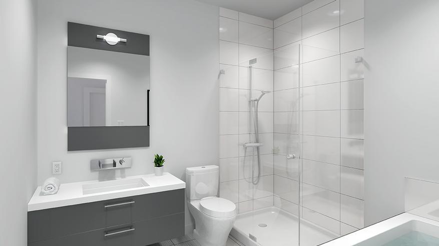 conception salle de bain