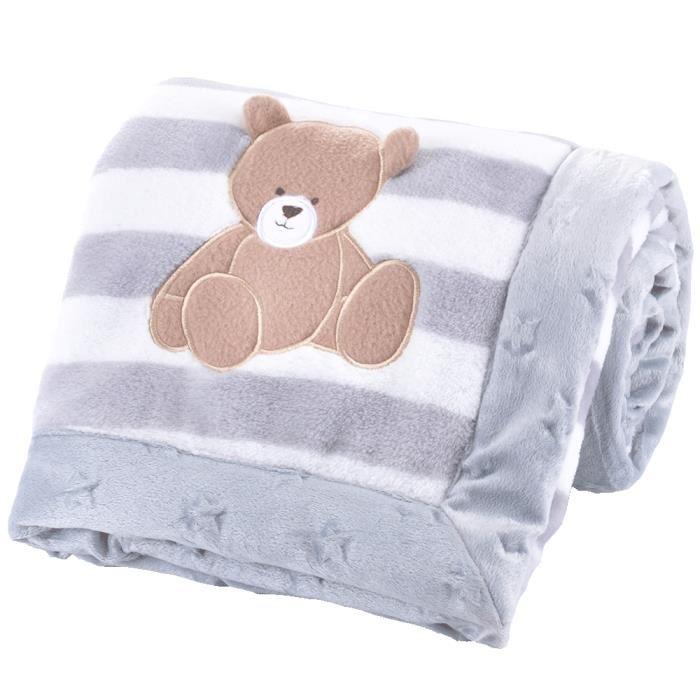 couverture chaude bébé