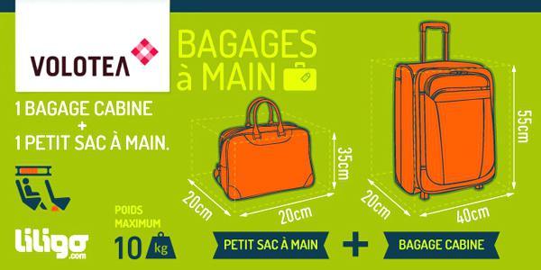 dimension bagage à main ryanair