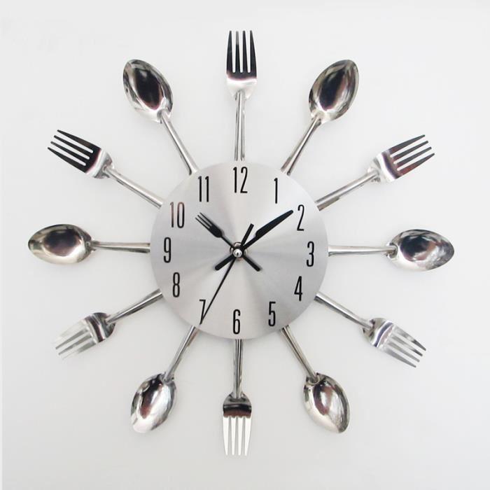 horloge cuisine