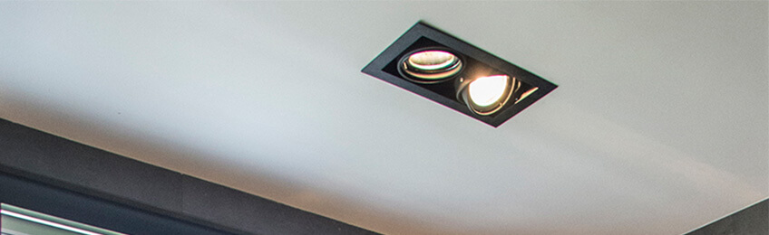 led encastrable plafond