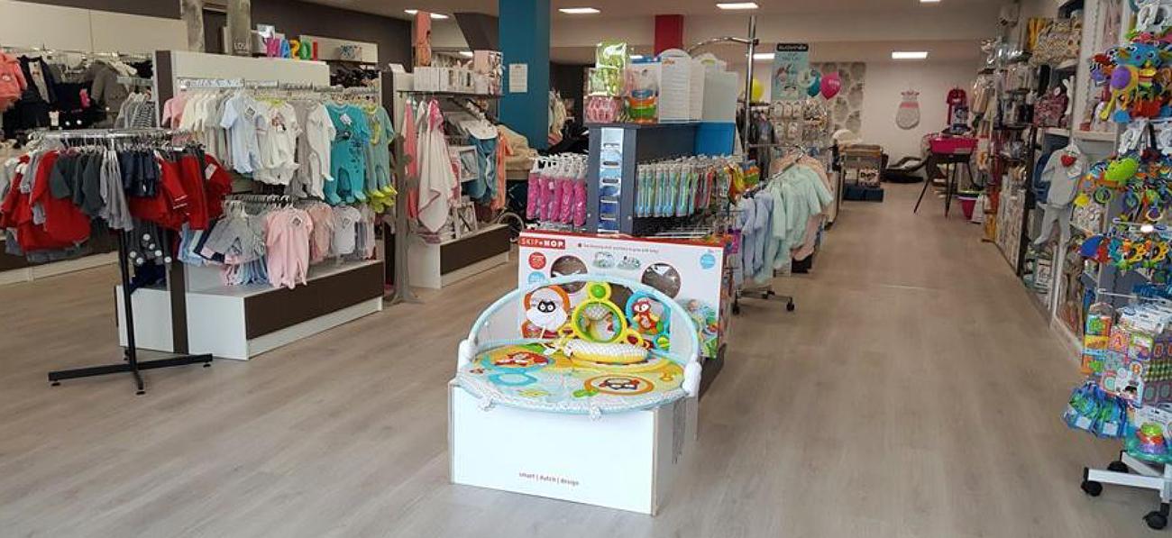 magasin de puericulture
