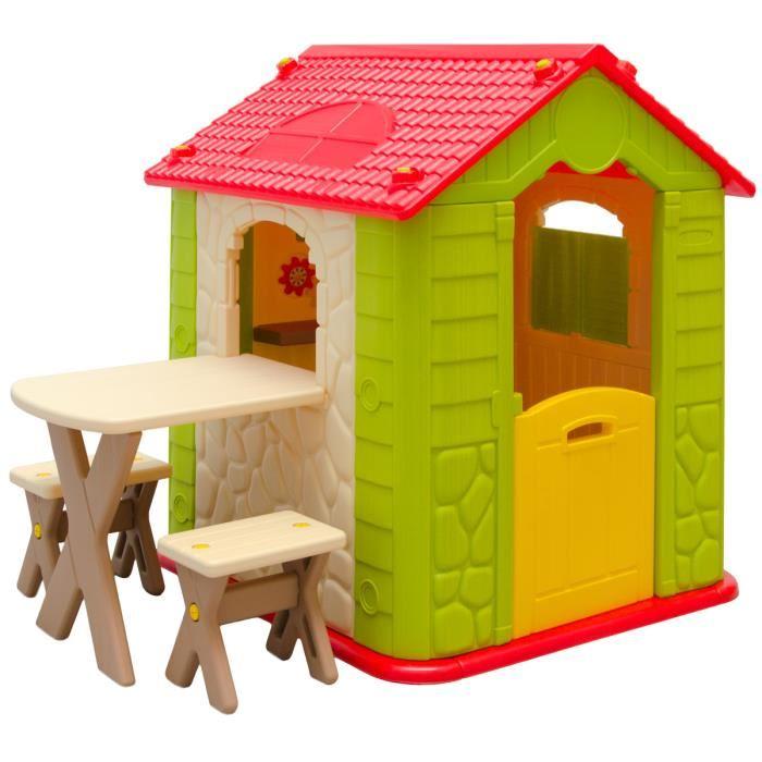 maison exterieur enfant