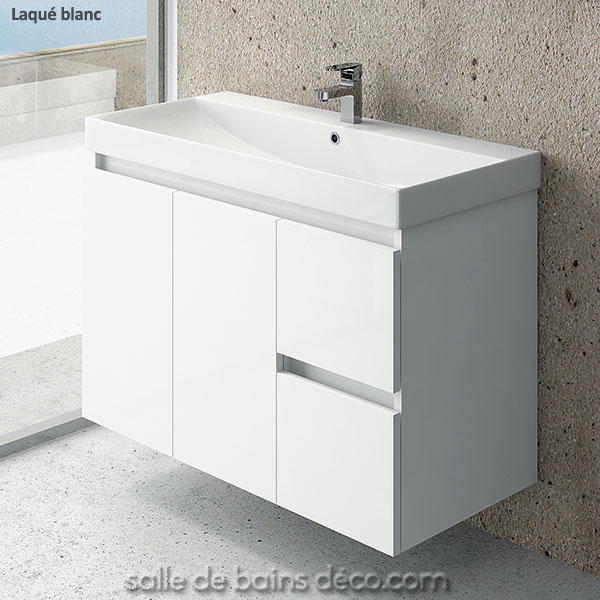 vasque 100 Meuble vasque 100 cm