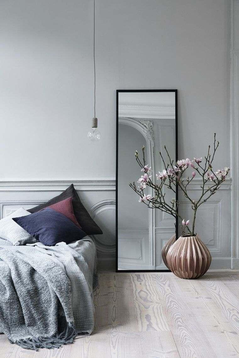 miroir de chambre