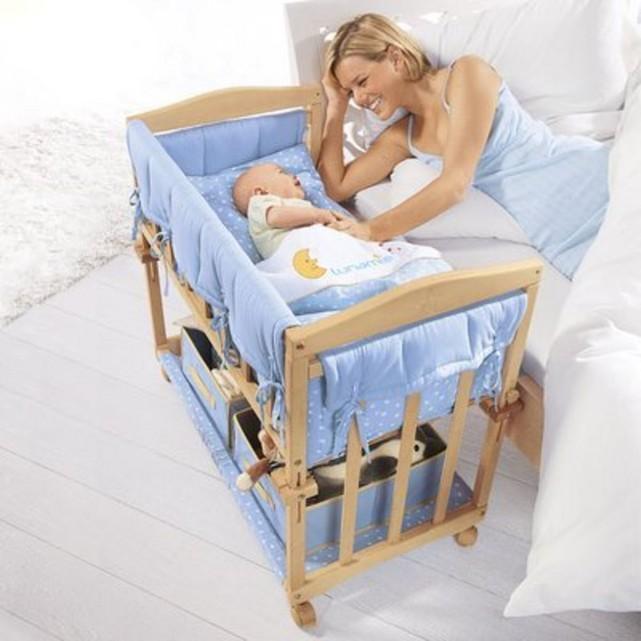 petit lit bébé