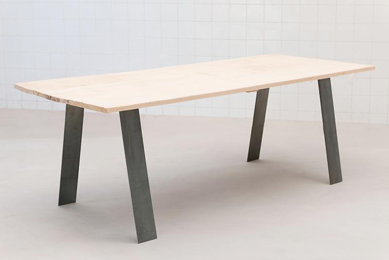 plateaux et pieds de table