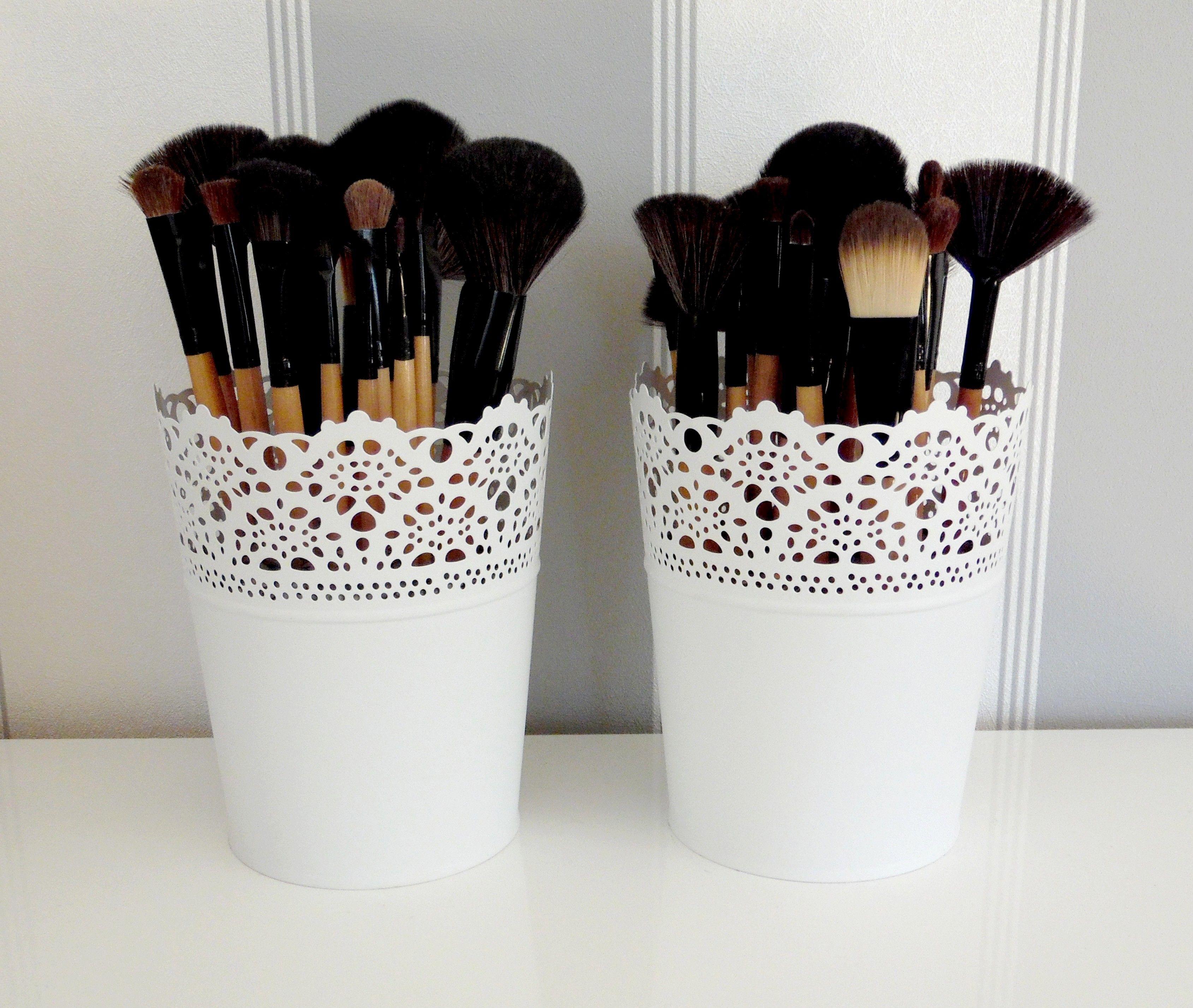 pot pinceaux maquillage