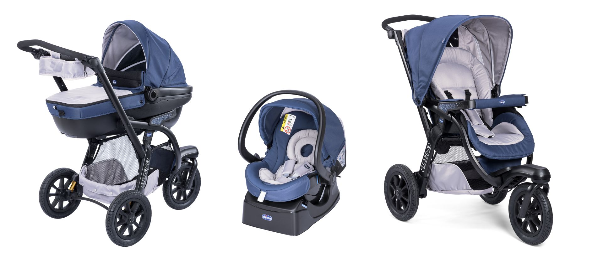 poussette chicco active 3