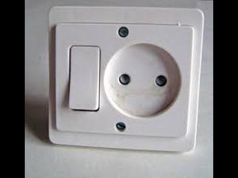 prise interrupteur