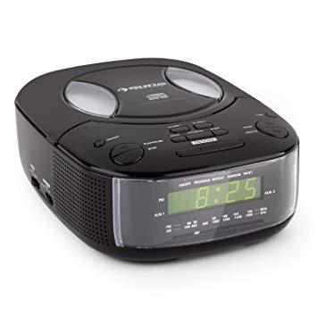 radio réveil lecteur cd
