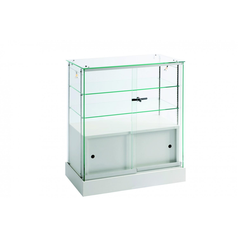 rangement vitrine