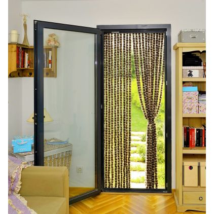 rideau pour porte