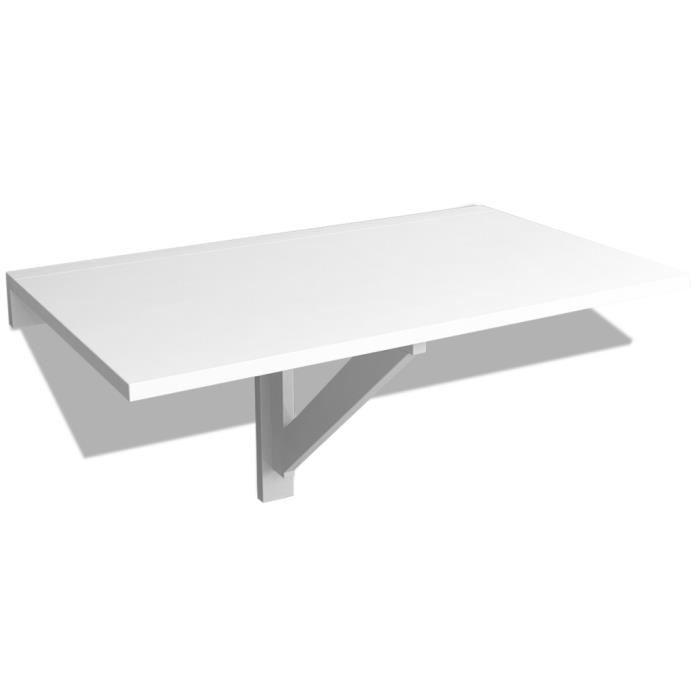 table murale rabattable