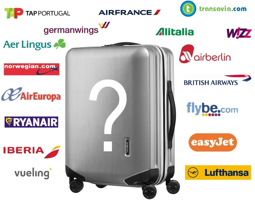 taille valise avion