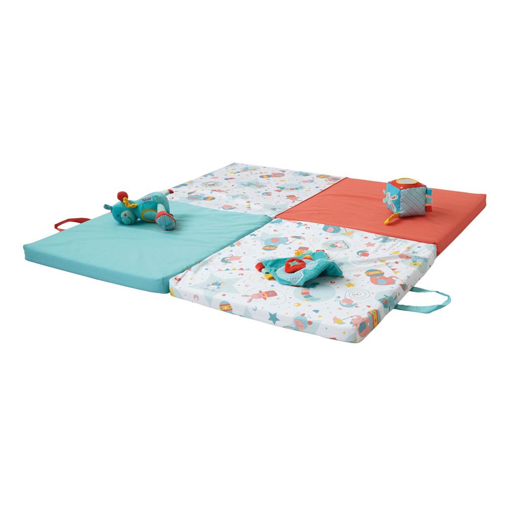 tapis matelas bébé