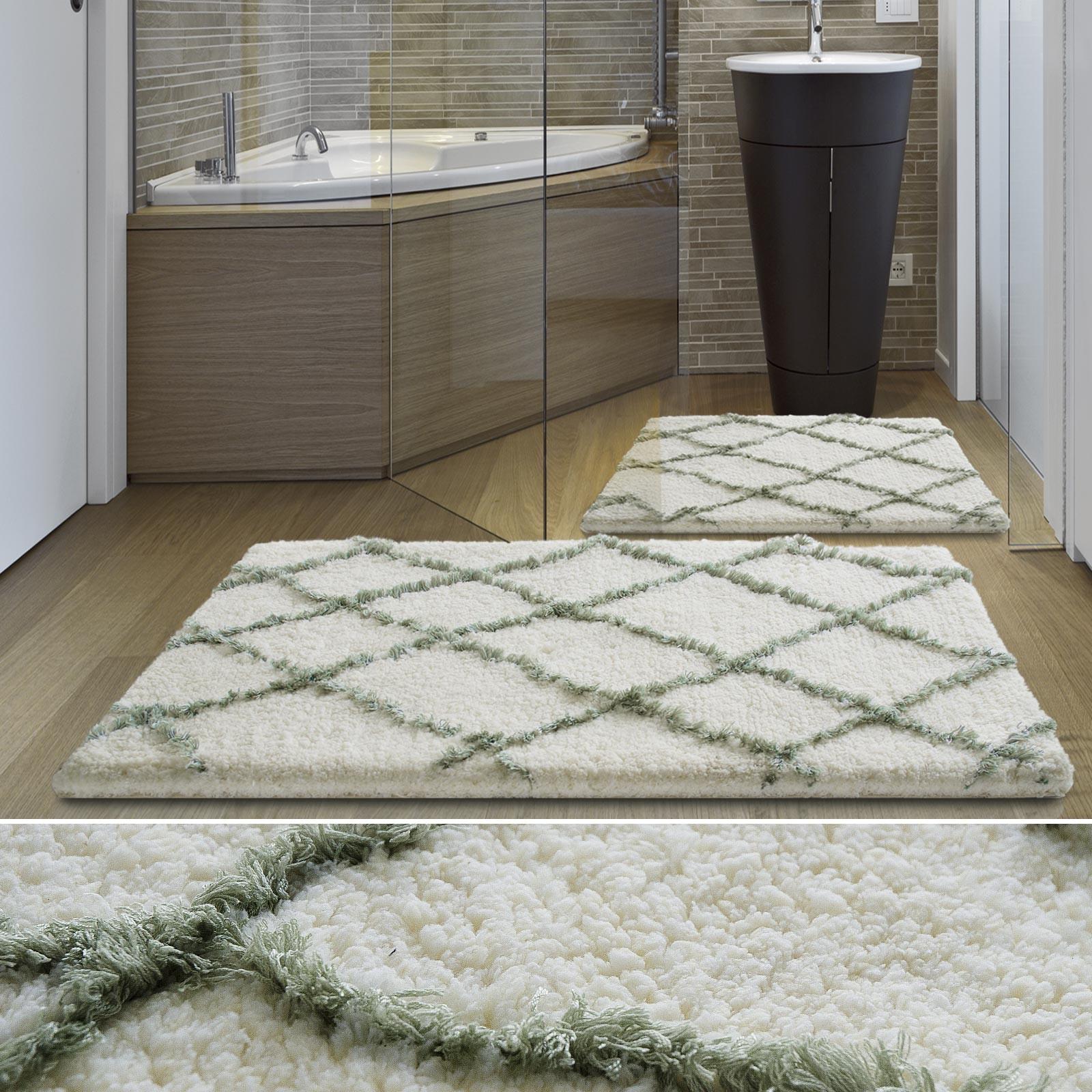 tapis salle de bain