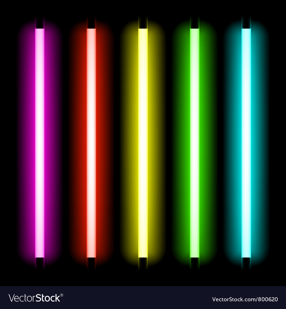 tube neon