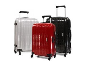 valise de voyage samsonite